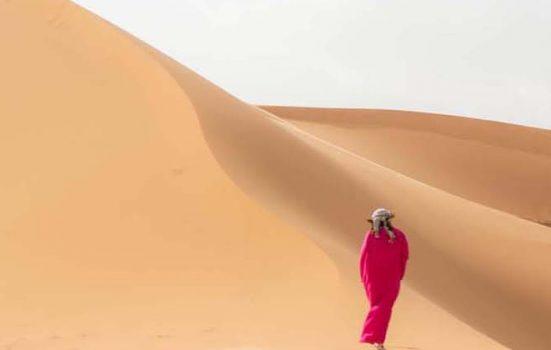 Trip to Sahara Desert