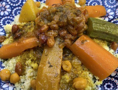 モロッコのレストラン事情