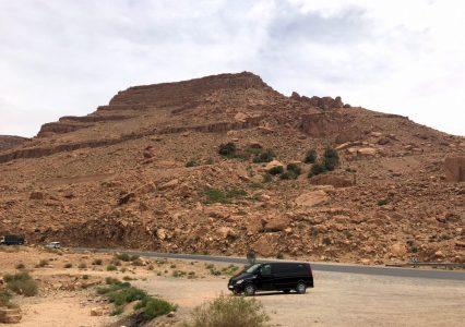 モロッコ交通事情