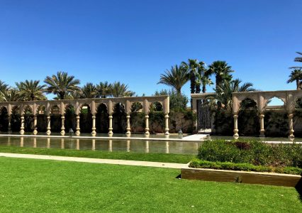 Difference between hotels and Moroccan riads